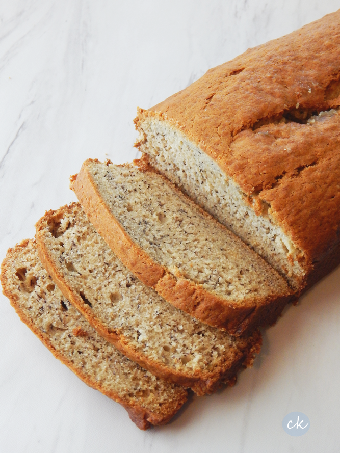 Best Homemade Banana Bread