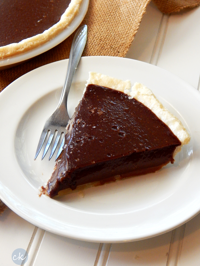 delicous-chocolate-pie