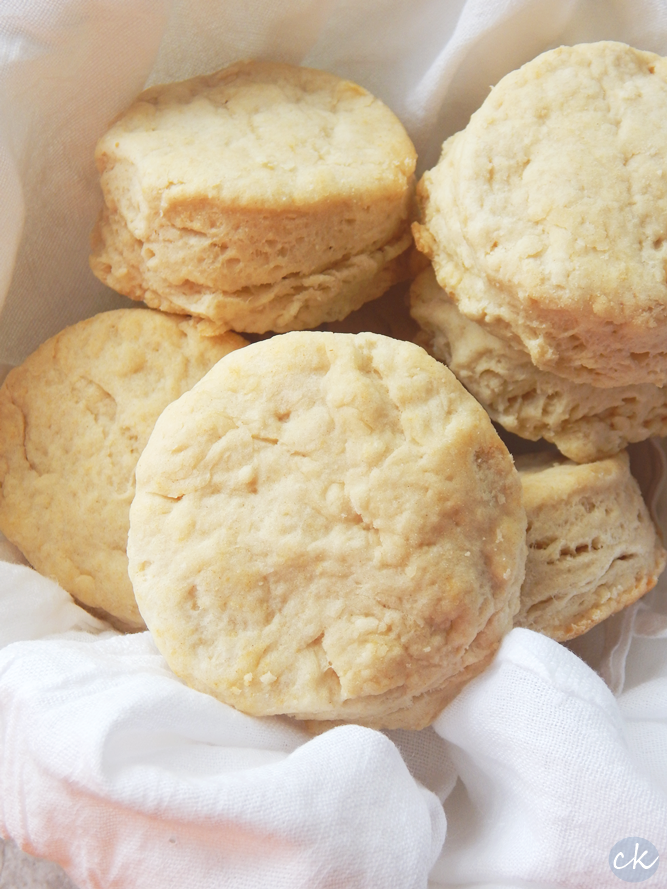 Memaw's Country Biscuits.